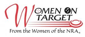 NRA Women on Target Logo